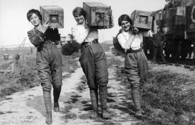 Donne in Guerra, l'altra faccia della storia