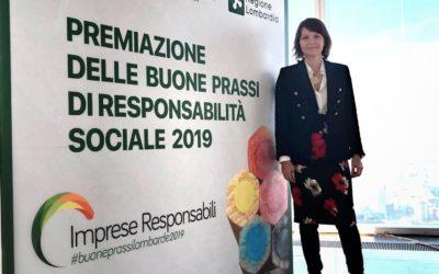 Buone prassi: Regione Lombardia premia il Museo e WIP