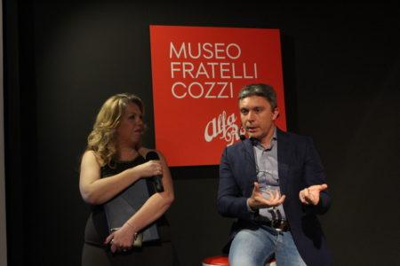 Roberto Rancilio, foto di Federico Mari Sempionenews